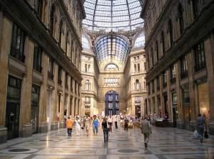 Galleria Toledo a Napoli